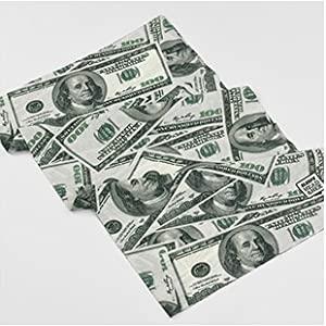 Sleefs Neck Gaiter Face Covering Dollar Bills