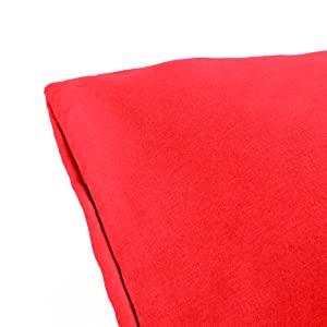 Red Pillowcase