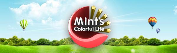 Mint's Colorful Life Logo