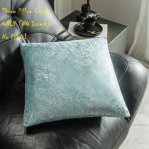 orange and turquoise outdoor throw pillows throw pillowcase blue cornflower blue pillow covers 20x20