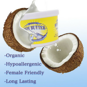 Boy butter lubricant organic hypoallergenic long lasting