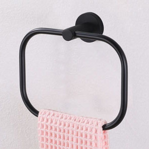 Front View of Towel Ring