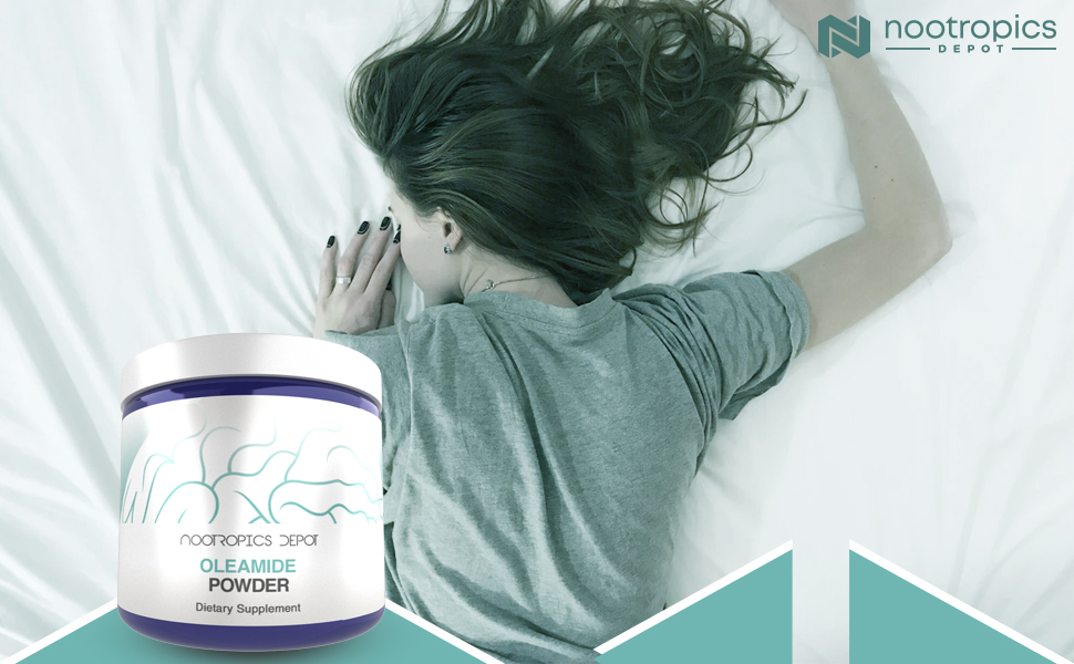 oleamide, oleamide powder, oleamide nootropics depot, oleamide sleep, sleep supplement