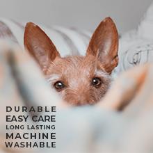 Easy Care, Machine Washable