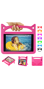 ipad mini 1 2 3 4 5 kidsproof Case