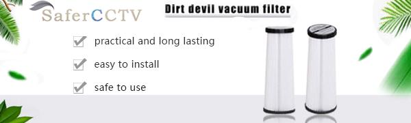 Vacuum Hepa Filter