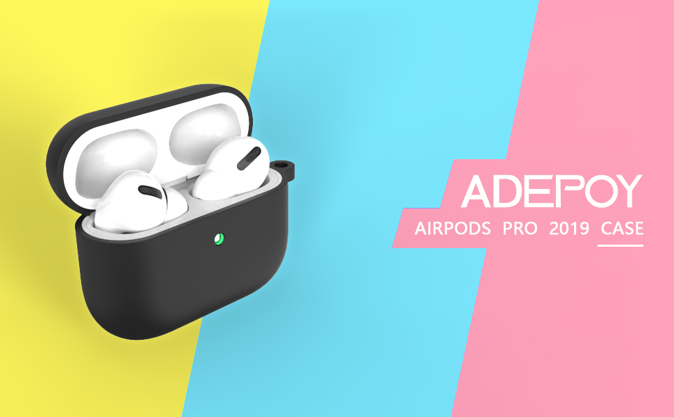 airpods pro case cover silicone