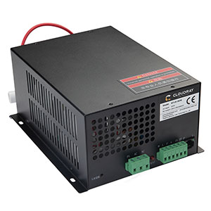 60W Co2 Laser Power Supply 110V /220Vfor CO2 Laser Tubes MYJG-60W