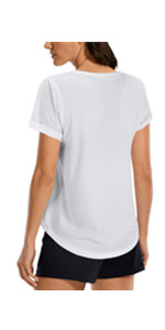 Short Sleeve Athletic Tops