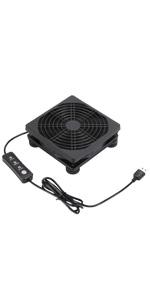 120mm 5V USB Fan