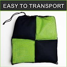 Play Platoon Weather Resistant Cornhole Bags - 8 Pack