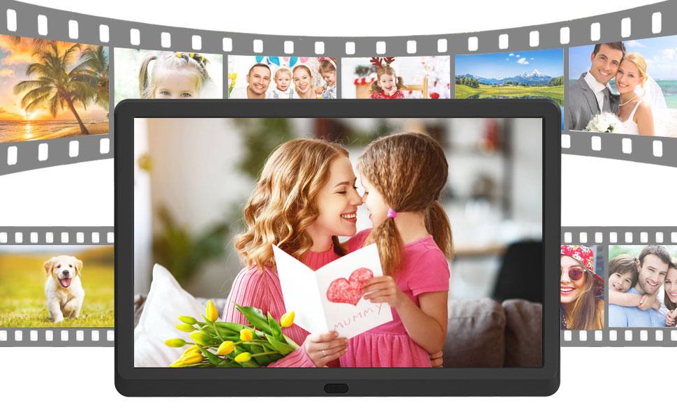 digital frames digital photo frame