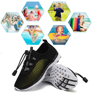 black toddler water shoes girl boys outdoor