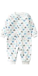 baby fleece pajamas