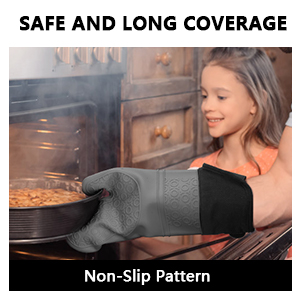 heavy duty oven mitts