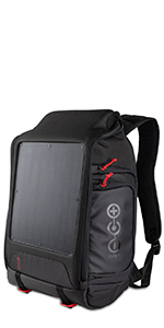 array solar backpack for laptops