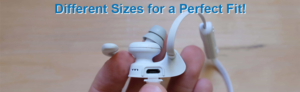 MMOBIEL Powerbeats Earbuds White Perfect Fit