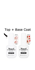 Top & Base Coat Set