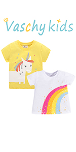 T-Shirts for Little Girls