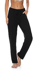Wide Leg Loose Yoga Pants