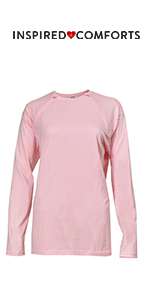 Chemotherapy Port Access Full Sleeve Shirt