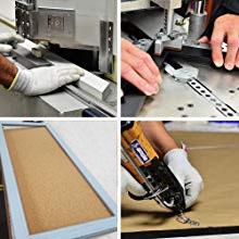 custom framed cork boards