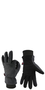 Deerskin Winter Gloves