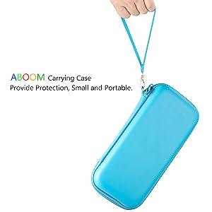 aboom switch lite case