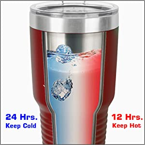keep hot and cold for hours