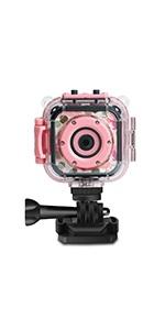 Kids waterproof camera