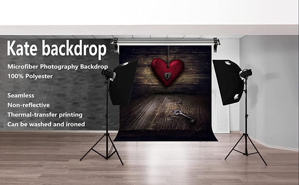 love backdrops for photography