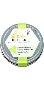 bee Better eczema moisturzer