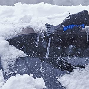 car friendly snow shovel sports outdoor play