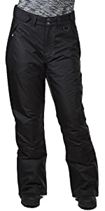 Swiss Alps Womens Insulated Ski Snow Pants