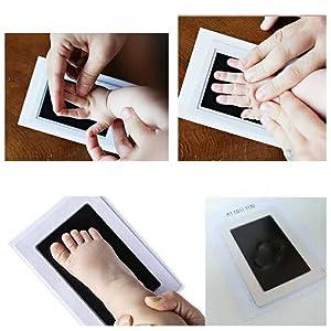 handprint ink pad