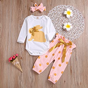 easter outfit clothes toddler baby girl