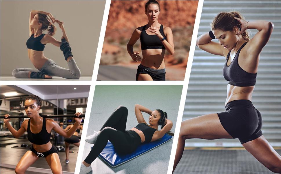 yoga running gym workout weightlifting