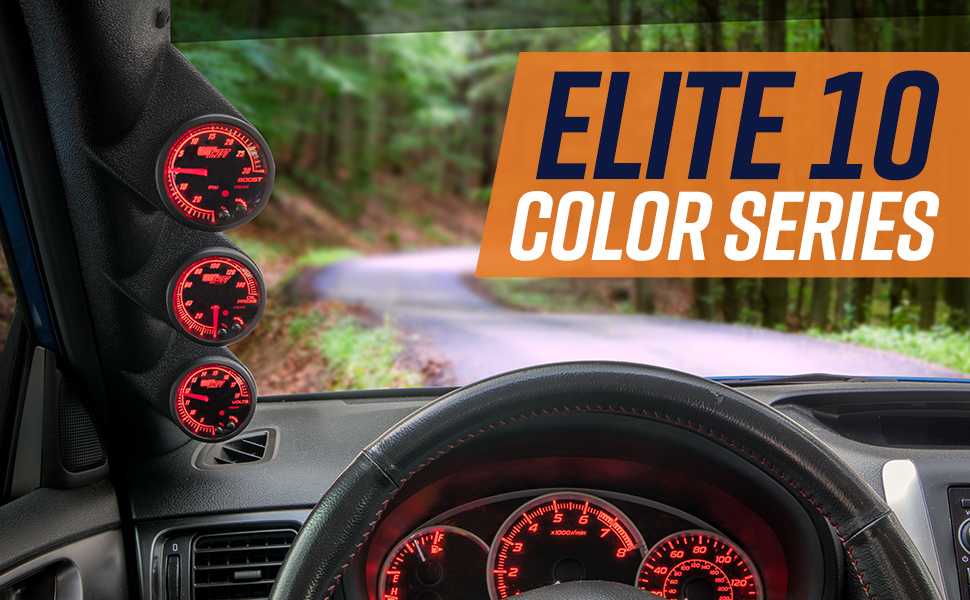 Elite 10 Color Series