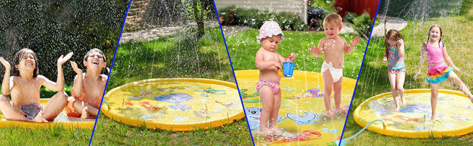suit for all ages of kids children boys girls loving water pool toys