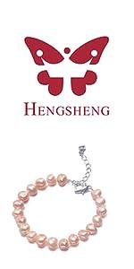 S925 bracelet pearl jewelry 7-8mm freshwater