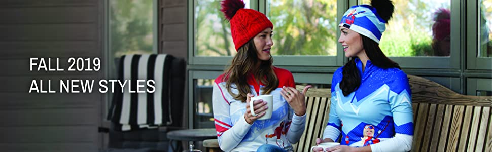 Winter Sweater Ski Sweater Krimson Klover