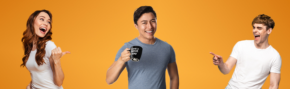have a nice day mug laughing friends prank gag gift
