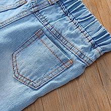 2 back pocket on pant
