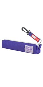 rough enough small pencil case purple pencil case slim pencil case mini pencil case for art supplies