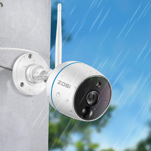 1080p HD Wi-Fi Weatherproof Cameras