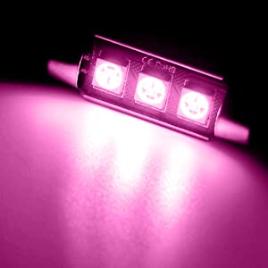 Pink Interior LED