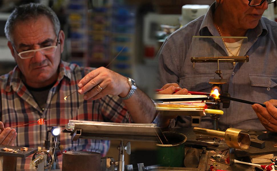 Murano Glass Jewelry, Murano Glass, Murano Glass Necklace, Murano Glass Ring, Italian jewelry