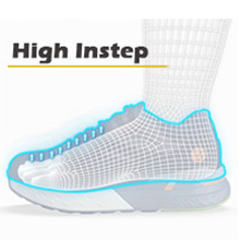 running shoes for flat wide feet men