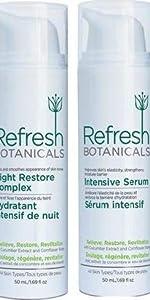 serum for dry skin anti aging wrinkles crows eye fine lines nourishing natural ingredients lotion