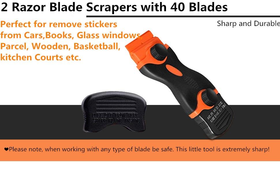 Razor Blade Scraper